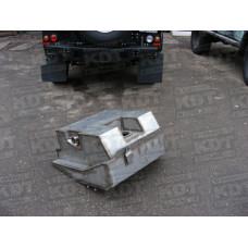 Бак топливный основной увеличенной ёмкости для Land Rover Defender 110