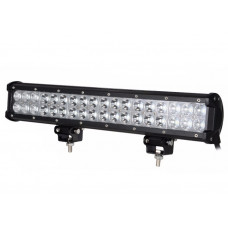Двухрядная LED балка BM01 дальний+ближний свет, мощность 36-288W, длина 16-113 см, светодиоды 3W