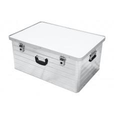 Ящик алюминиевый РИФ 800х540х365 мм (ДхШхВ)