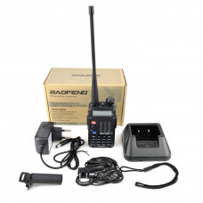 Рация портативная Baofeng UV-5RT 8W (136-174 / 400-520 МГц)