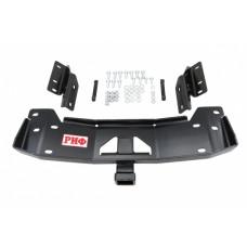 Фаркоп РИФ RIF063-88000 передний - переходник для съемной лебёдки в штатный бампер УАЗ Патриот 2015+